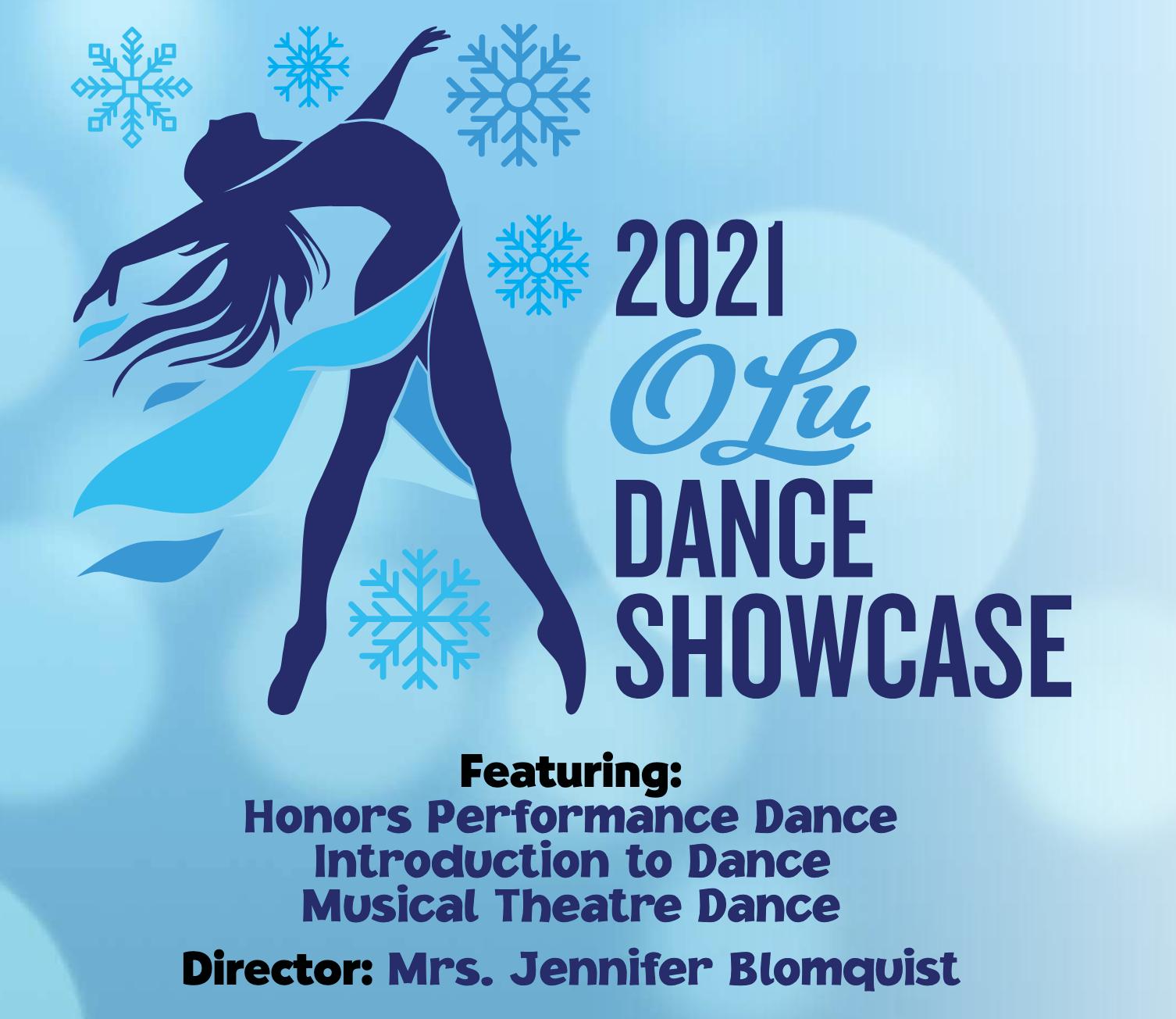 Dance Showcase Logo