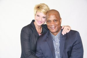 Darryl and Tracy Strawberry
